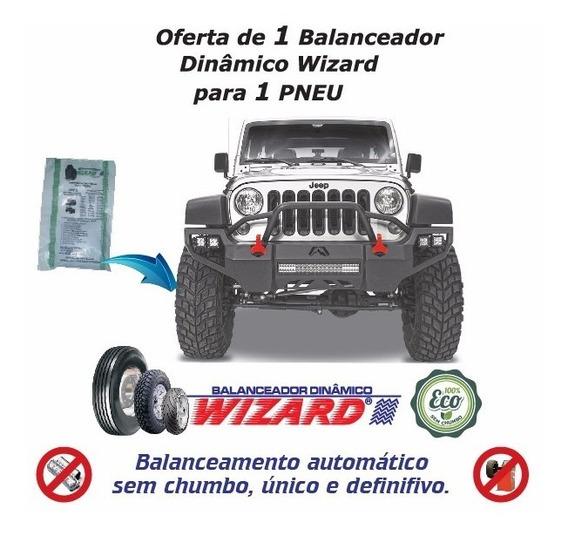 Balanceamento Sem Chumbo Pneu Remold 35/12.5r15 4x4 Off Road