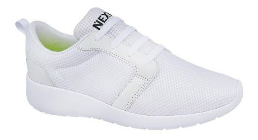 Tenis Casual Next & Co 6036 Id 830869 Blanco Para Hombre