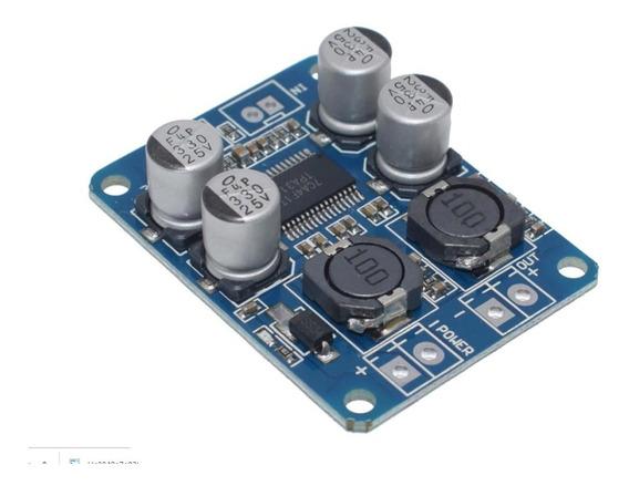 Modulo Amplificador Audio Mono 60w Tpa3118 12 A 24v Clase D
