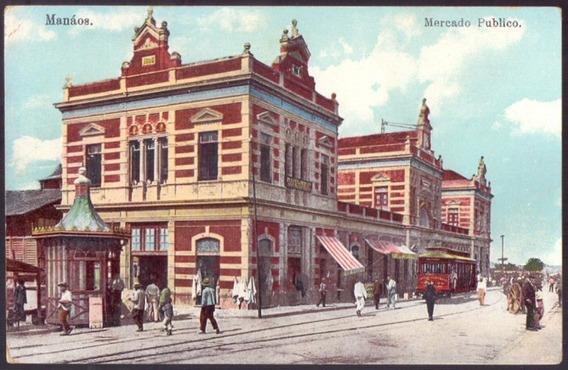 Manaus - Amazonas - Mercado Público - 15041922