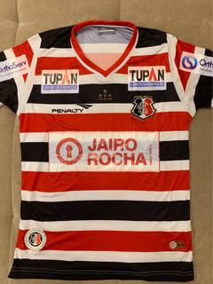 Camisa Santa Cruz Penalty Usada Em Partida Oficial Do Clube