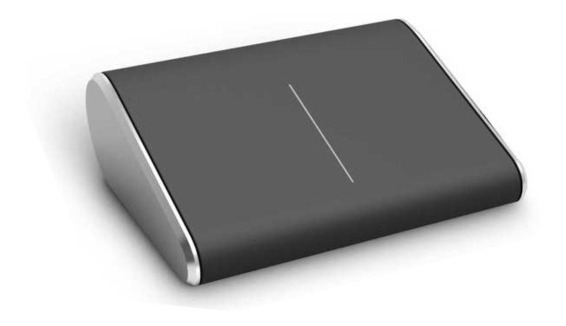 Mouse Microsoft Touch Wedge Bluetooth Para Tabletas