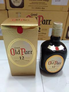 Wisky Old Parr 12 Años Botella De 1 Litro