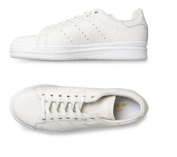 Tenis adidas Stan Smith New Bold - Original Aq1087