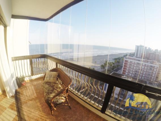 Apartamento Vista Para O Mar Oportunidade!