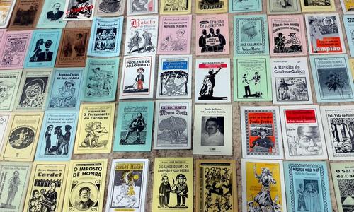 Imagem 1 de 1 de 15 Folhetos De Literatura De Cordel
