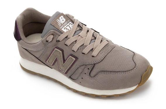 Tênis New Balance 373 Wnf - Cinza - Original