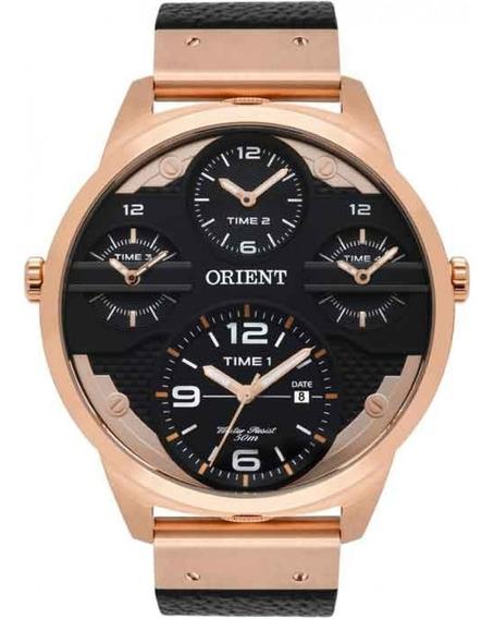 Relógio Orient Masculino Sport 4 Mostradores Mrsct002