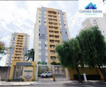 Apartamento A Venda No Bairro Bonfim Em Campinas - Sp. - 2551-1
