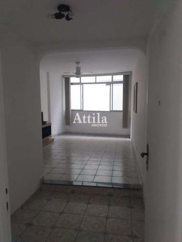 Imagem 1 de 17 de Apartamento Com 1 Dorm, Boqueirão, Santos - R$ 300 Mil, Cod: 2679 - V2679