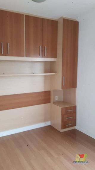 Apartamento Com 2 Dormitórios Para Alugar, 44 M² Por R$ 1.400,00/mês - Tatuapé - São Paulo/sp - Ap2367