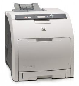 Impressora Laser Color Hp 3600 Revisada E Com Toners Novos!