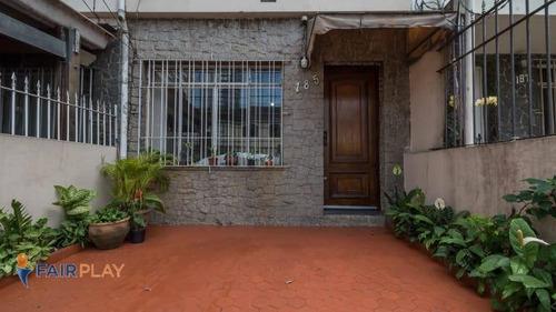 Imagem 1 de 18 de Sobrado De 72m 2 Dormitorios Edicula Com Banheiro 1 Vaga No Brooklin - So0089
