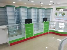 Vitrinas Y Muebles Para Farmacias - Tiendas