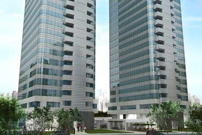 Sala Para Alugar, 138 M² Por R$ 10.350/mês - Sa0044