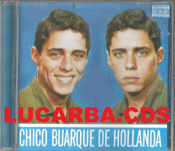 Cd - Chico Buarque De Hollanda - Vol 1 - Cd Do Box - Lacrado