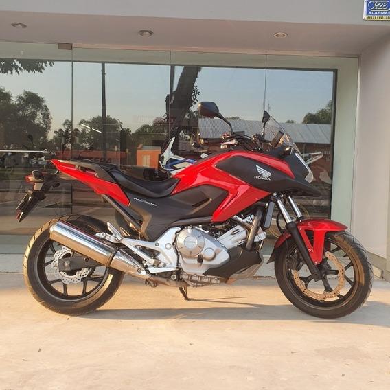 Honda Nc 700. Dolar Oficial Bna