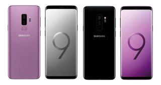 Samsung Galaxy S9 Plus 128 Gb Nuevo Sellado Garantía 4 Tds
