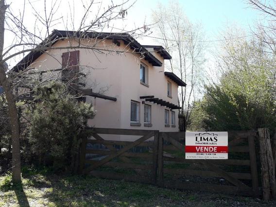 2 Casas A 150mts Del Río Los Reartes -barrio El Vergel-