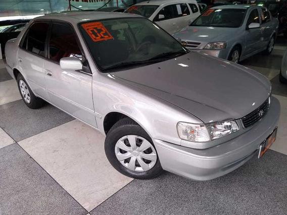 Toyota Corolla Sedan Xli 1.6 16v(aut.) 4p