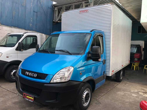 Iveco 35s14 Baú Porta Lateral 30s13