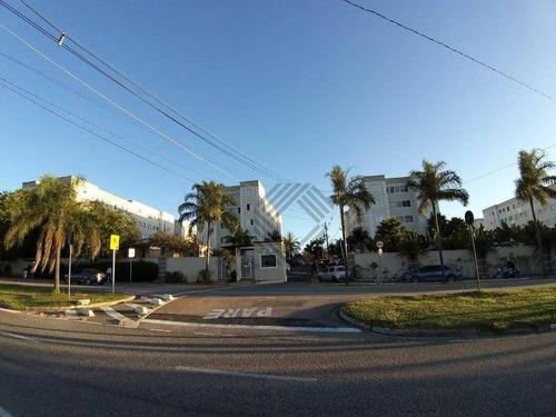 Apartamento Com 2 Dormitórios, 48 M² - Venda Por R$ 175.000,00 Ou Aluguel Por R$ 850,00/mês - Condomínio Parque Sicília - Votorantim/sp - Ap1393