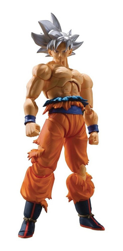 Imagen 1 de 8 de Dragon Ball Super Son Goku Ultra Instinct S.h. Figuarts