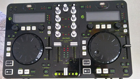 Mini Cdj Dj-tech U2 Station Mkii