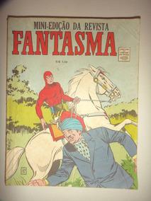 Mini Edição Da Revista Fantasma Editora Rge 1972