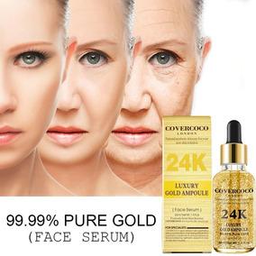 Creme Facial Anti-idade Ruga E Envelhecimento 24k Hidratante