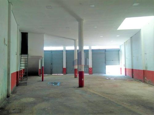 Salão Para Alugar, 250 M² Por R$ 4.500/mês - Centro - Mauá/sp - Sl0129