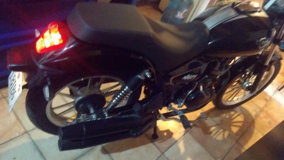 Motocicleta Italika Rc200