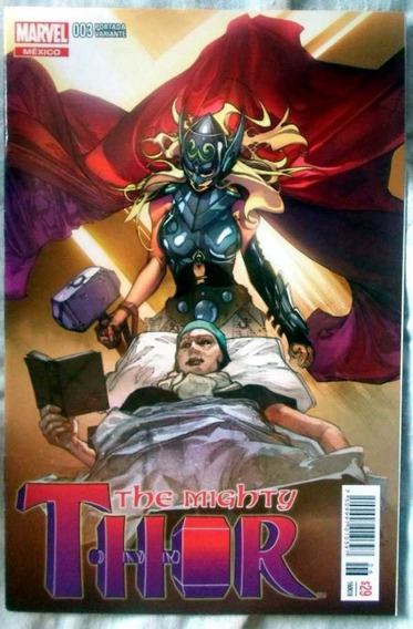 Comic The Mighty Thor #003 P. Variante