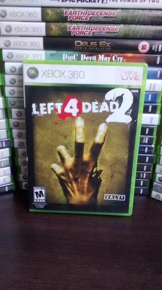 Jogo Left For Dead 2 Para Xbox360 Frete 12