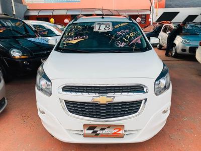 Chevrolet Spin 1.8 Ltz 7 Lugares - Entrada 50% + 48x R$849,0