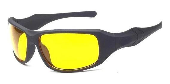 Óculos Night Drive Para Dirigir A Noite Lentes Amarelas