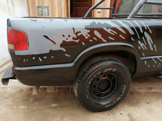 Ocasión!! Camioneta Pickup Chevrolet S-10 Motor 2.2