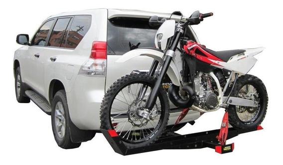 Portamoto Easy Hitch 1,80 Metros (enduro, Motocross O Trial)