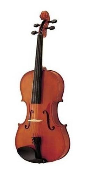 Stradella Viola Maciza Mv 1011 4/4 + Estuche + Arco + Resina