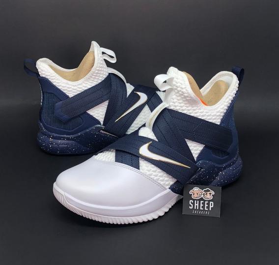 Tenis Nike Lebron Soldier 12