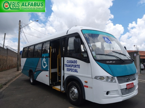 Micro Ônibus Marcopolo Volare W8,ano 09/10, C Acessibilidade
