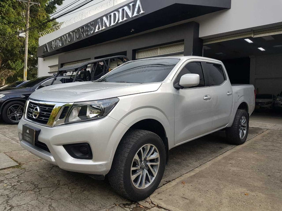 Nissan Frontier Np 300 Doble Cabi Mecanica 2.5 2018 Rwd 646
