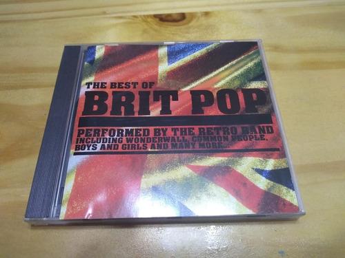 The Best Of Brit Pop - The Retro Band - Cd - Fmcg, 1997 - U