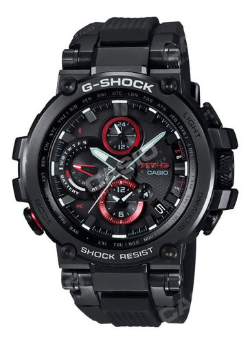 Reloj Casio G-shock Metal Smart Access Mtg-b1000b-1a