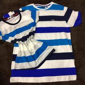 3c4e3d0e523 Kit Lacoste - Camisetas e Blusas Manga Curta para Feminino no ...