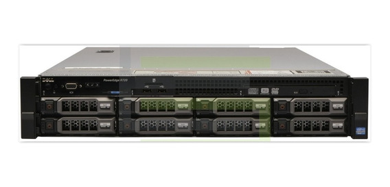 Dell Poweredge R720 2u Rack Mount Server