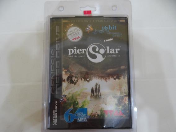 Pier Solar - Mega Drive - Lacrado!