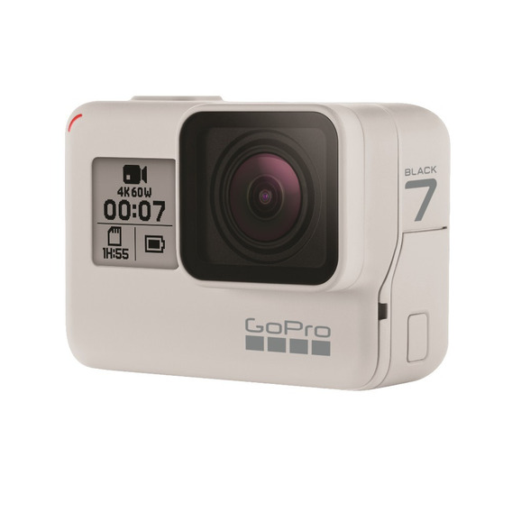 Gopro Hero 7 Black Edição Limitada In Dusk White 12mp 4k Wif