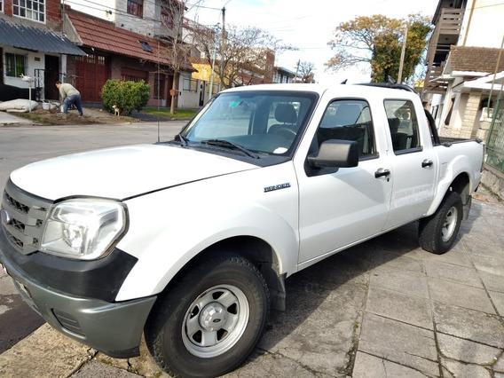 Ford Ranger 2010 4x2 D/c 2.3 L Nafta (y Cadena Distribuc.)