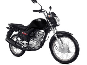 Honda Cg 160 Start 2019 0km Nova